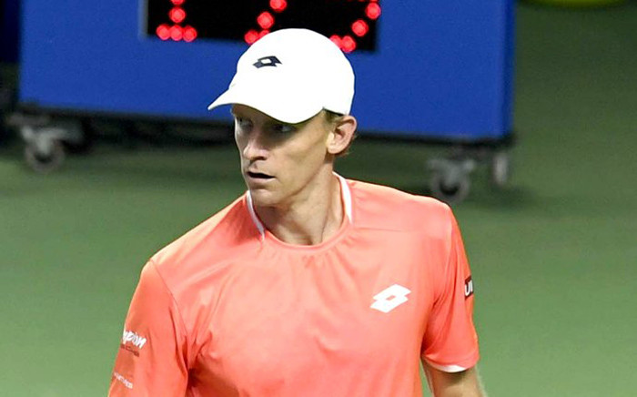 FILE: Anderson, who missed the second half of the 2019 season to recover from a knee injury that required surgery in September, said he had the procedure in Miami on Wednesday.Picture: @MaharashtraOpen/Twitter.