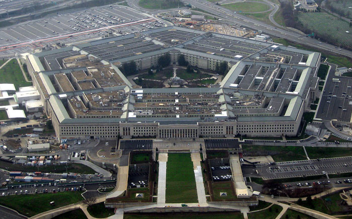 FILE: The Pentagon in Arlington, Virginia. Picture: wikipedia.