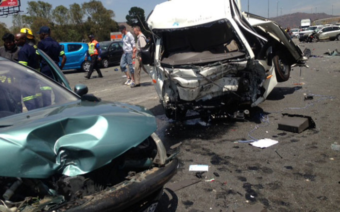 FILE: Over 80 pedestrians have been killed in Gauteng and the Western Cape since the beginning of the month. Picture: Vumani Mkhize/EWN.