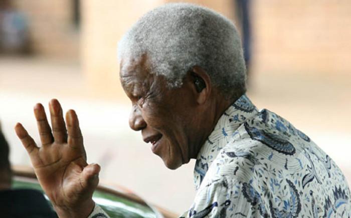 FILE: Former president Nelson Mandela. Picture:SAPA