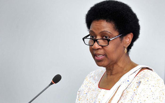 FILE: UN Women Executive Director Phumzile Mlambo-Ngcuka Phumzile Mlambo-Ngcuka. Picture: GCIS