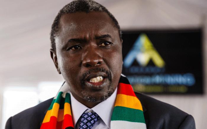 FILE: Zimbabwean businessman Kudakwashe Tagwirei. Picture: AFP