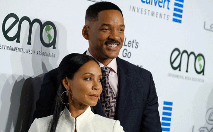 FILE: Jada Pinkett-Smith and Will Smith. Picture: AFP.