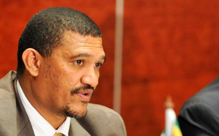 FILE. Scopa has sought legal opinion on Marius Fransman's apparent refusal to comment on an issue stemming from his days as an MEC. Picture: Sapa