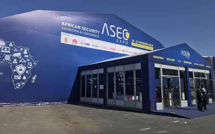 The ASEC Expo in Rabat brought together firms from across the world looking to conquer new markets in a region marked by rapid urbanisation and economic growth. The expo was billed by organisers as the first of its kind in Africa. Picture: @Genetec_Europe/Twitter