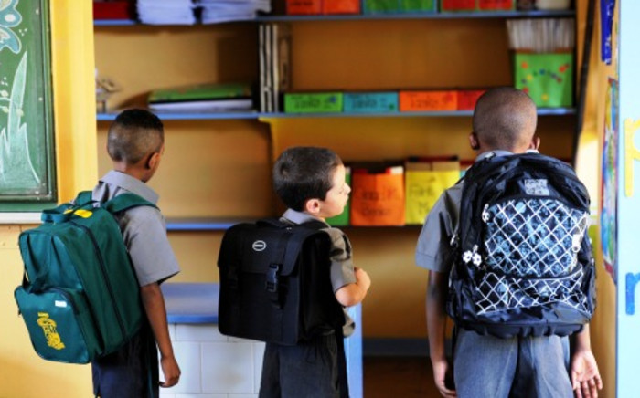 FILE. Due to the CT flailing teacher-learner ratio, the WCED has announced more than 670 new teaching posts. Picture: Werner Beukes/SAPA