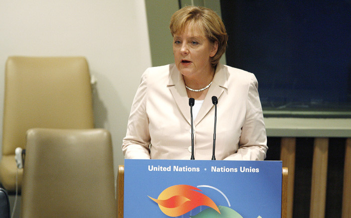 Angela Merkel. Picture: United Nations Photo.