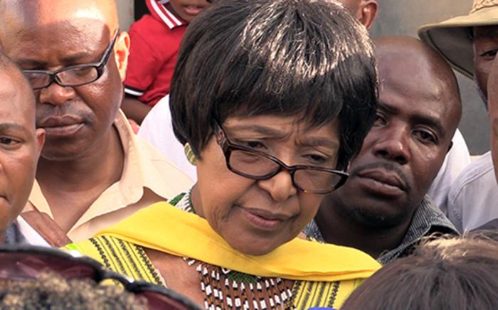 FILE: Winnie Madikizela-Mandela. Picture: Reinart Toerien/EWN.