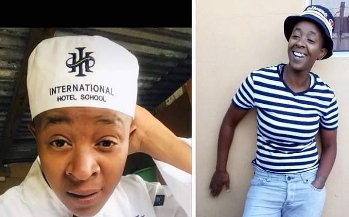 The late Phelokazi Ndlwana. Picture: Gay and Lesbian Network/Twitter