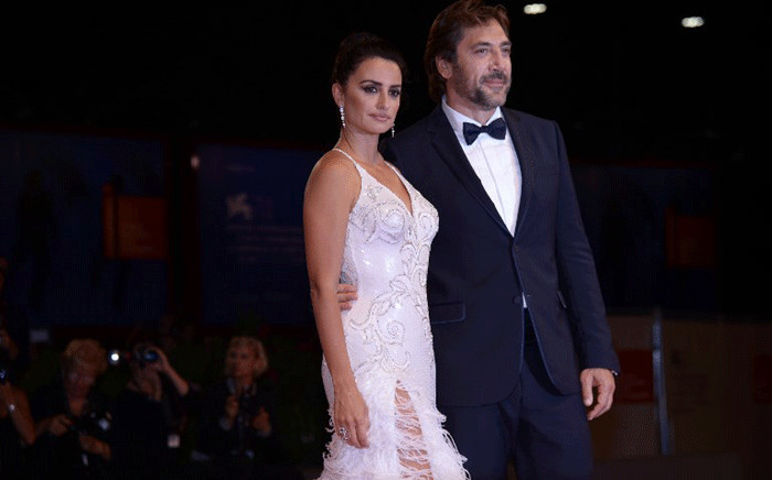 Spanish actors Javier Bardem and Penelope Cruz attend the premiere of the movie 'Loving Pablo' presented out of competition at the 74th Venice Film Festival at Venice Lido. The 71st Festival de Cannes will take place from 8 May to 19 May 2018. Picture: AFP