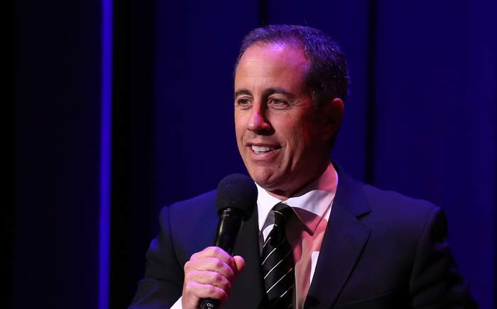 Jerry Seinfeld performs in June 2017 in Washington, DC. Picture: AFP.
