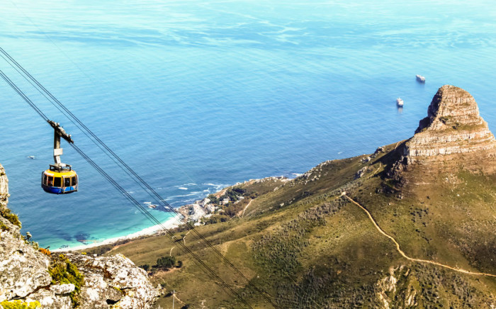 FILE: The Table Mountain Aerial Cableway. Picture: 123rf.