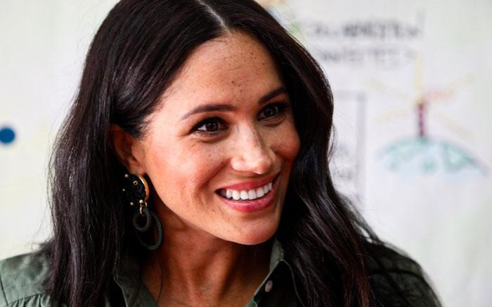 FILE: The Duchess of Sussex, Meghan. Picture: Kayleen Morgan/EWN