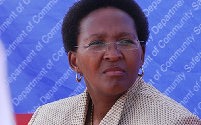 Gauteng Department of Sports and Recreation MEC Faith Mazibuko. Picture: EWN