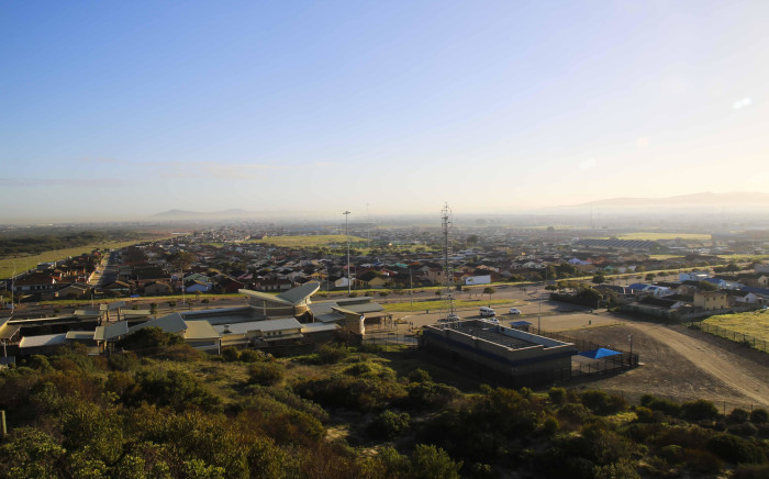 FILE: A view of Khayelitsha from the lookout point. Picture: Cindy Archillies/EWN