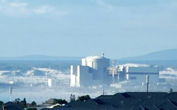 Unit 2 at the Koeberg nuclear power station has been shut down for maintenance.