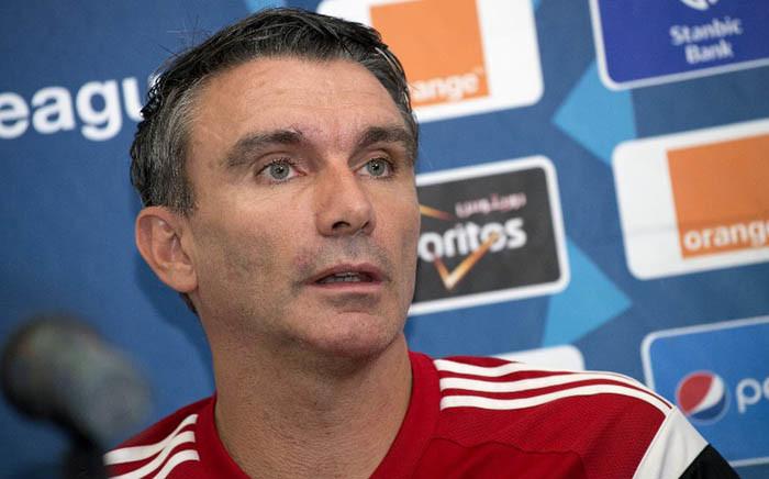 FILE: Patrice Carteron. Picture: AFP.