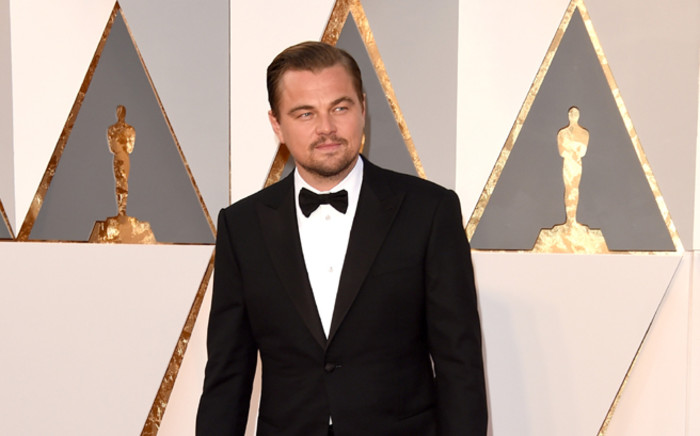 Leonardo DiCaprio. Picture: AFP.