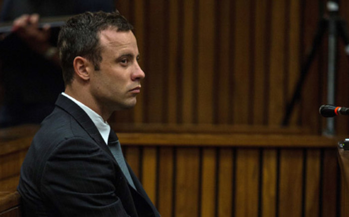 The man who will tie up two of Pistorius's firearm-related charges has taken the stand. Picture: Pool.