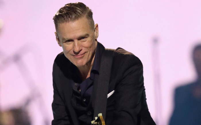 FILE: Bryan Adams performs during the closing ceremony of the Invictus Games 2017 at Air Canada Centre on 30 September 2017 in Toronto, Canada. Picture: AFP