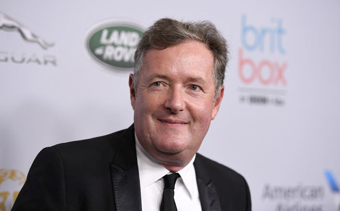 FILE: Piers Morgan attends the 2019 British Academy Britannia Awards presented by American Airlines and Jaguar Land Rover at The Beverly Hilton Hotel on 25 October 2019 in Beverly Hills, California. Picture: Frazer Harrison/AFP