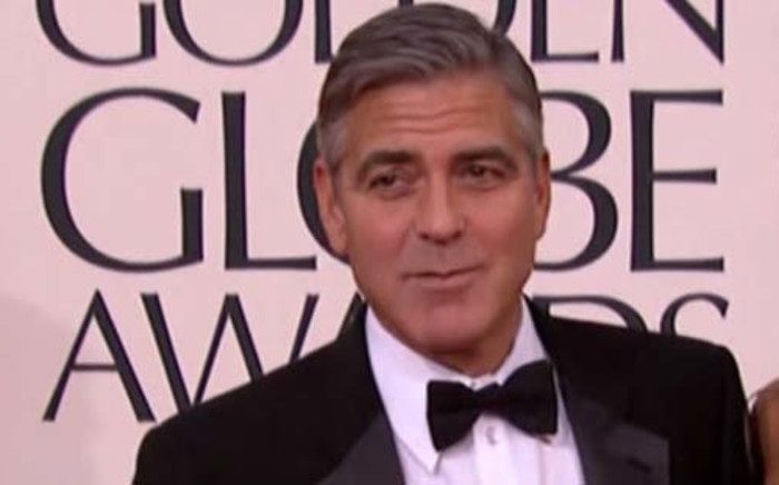 George Clooney. Picture: CNN.