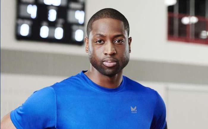 Basketball player Dwyane Wade. Picture: Instagram/@DwyaneWade