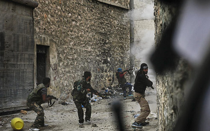 FILE: Syria conflict. Picture: AFP