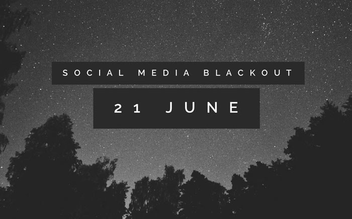 Social media blackout. Picture: Twitter/@Testify_Namanje