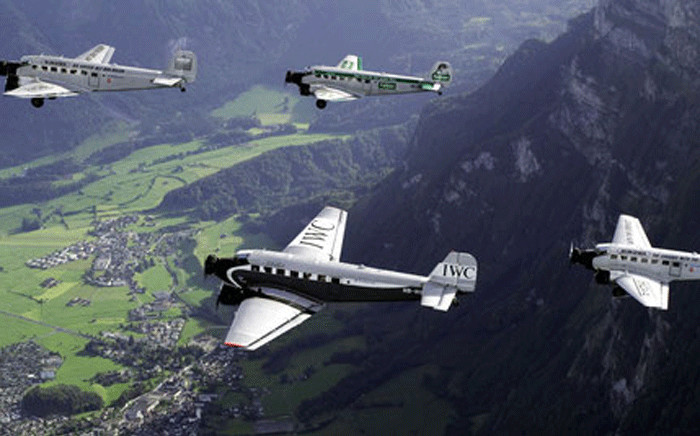 According to JU-AIR, a Ju-52 airplane, which seats 17 passengers along with two pilots, had crashed. Picture: www.ju-air.ch