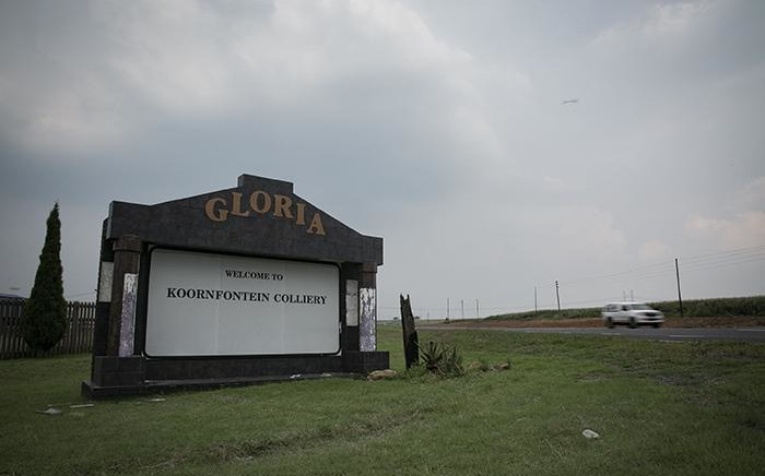 Gloria Coal Mine in Mpumalanga where a gas explosion occurred which led to six deaths at the Gloria Coal Mine in Mpumalanga on 7 February 2019. Picture: Sethembiso Zulu/EWN.