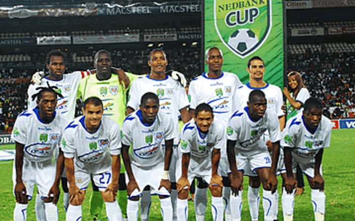 Supersport United at Coca-Cola Park in the Nedbank Cup. Picture: Taurai Maduna/Eyewitness News