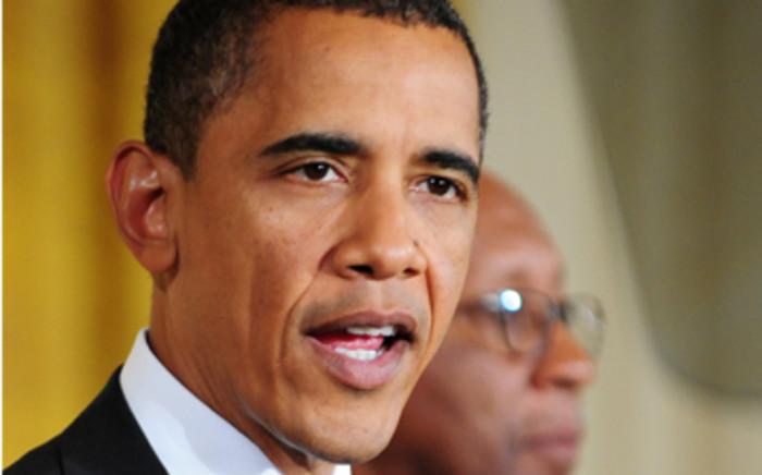 US President Barack Obama. Picture: AFP