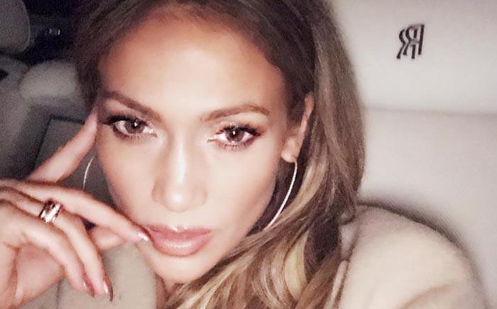 'Ain't Your Mama' hitmaker Jennifer Lopez. Picture: Instagram/@jlo.