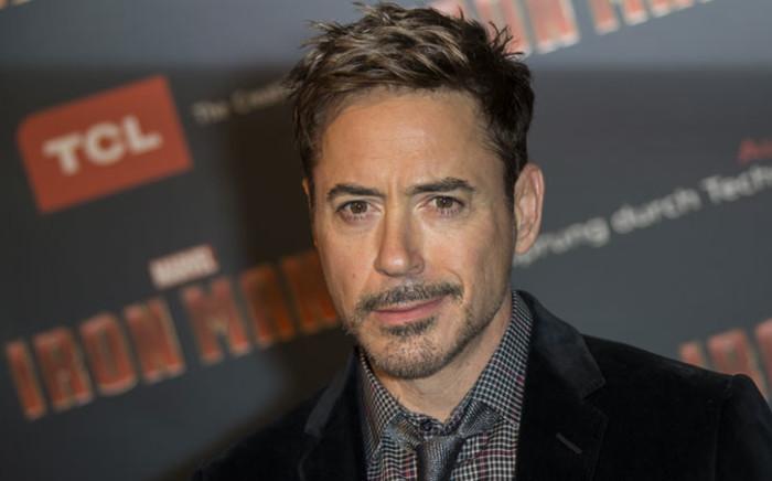 US actor Robert Downey Jr. Picture: EPA.