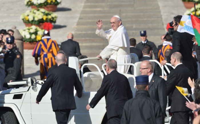 The Vatican's financial watchdog says its detected attempts use the Holy See to launder money. Picture: AFP