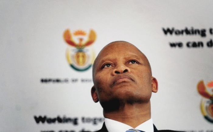 Chief Justice Mogoeng Mogoeng. Picture: AFP.