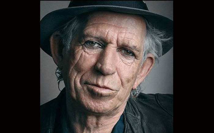 FILE: Rolling Stones guitarist Keith Richards. Picture: @officialKeef/Twitter