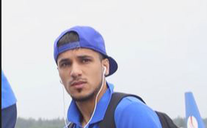 Libya national team left-back Mohamed El Monir. Picture: @OrlandoCity/Twitter