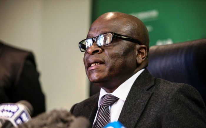 Minister of Mineral Resources Ngoako Ramatlhodi. Picture: AFP.