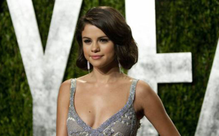 FILE: Selena Gomez. Picture: AFP.