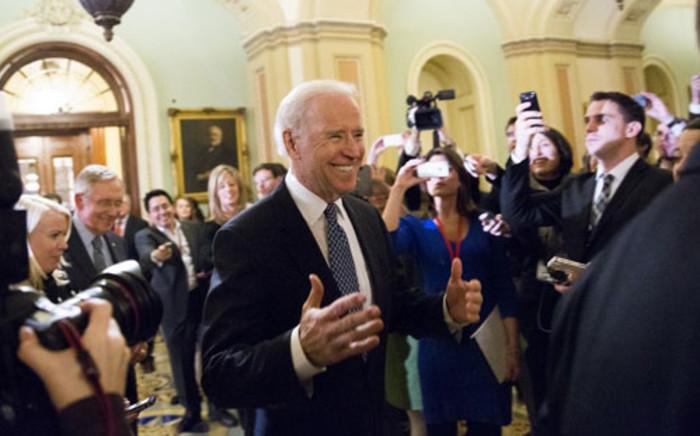 FILE: Joe Biden. Picture: AFP