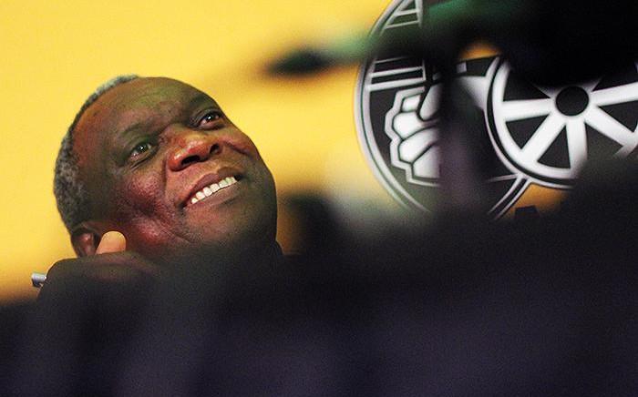 FILE: Home Affairs Minister Siyabonga Cwele. Picture: Sethembiso Zulu/EWN.