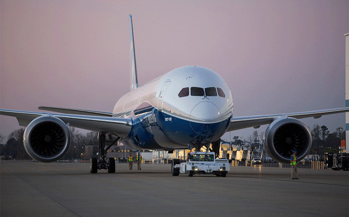 Boeing 787-10 Dreamliner. Picture: boeing.com