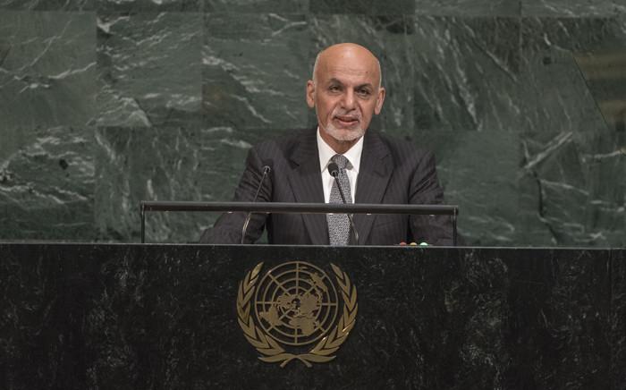 Afghan President Ashraf Ghani. Picture: United Nations Photo.