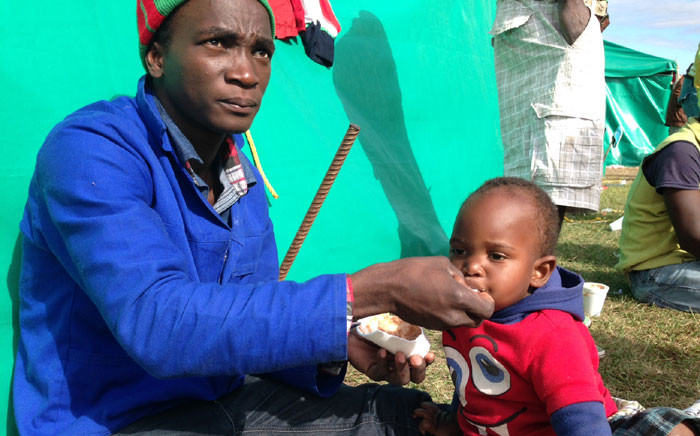 FILE: Scores of foreigners have been displaced following xenophobic violence in Durban. Picture: Vumani Mkhize/EWN