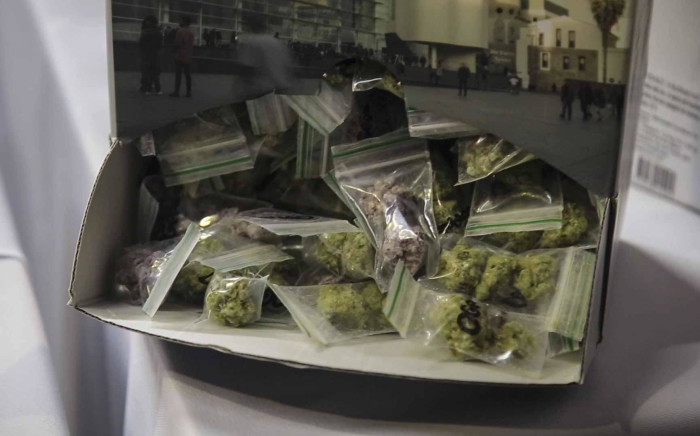 FILE: The 'Taste of Cannabis' exhibit at the Cape Town Cannabis Expo sold chocolates which were fashioned after marijuana plants. Picture: EWN