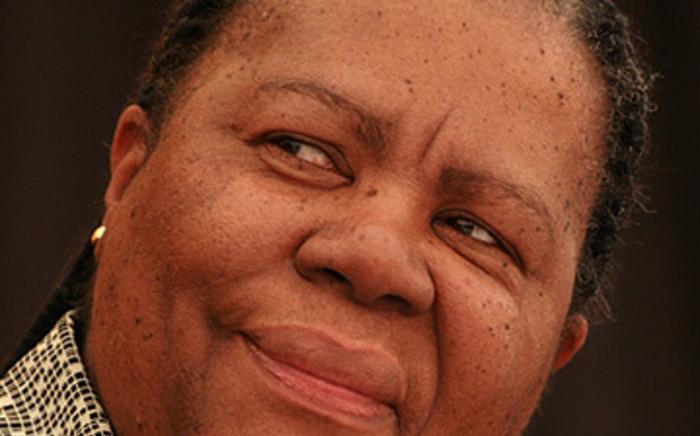 South African minister of education Naledi Pandor. Picture: Taurai Maduna/Eyewitness News