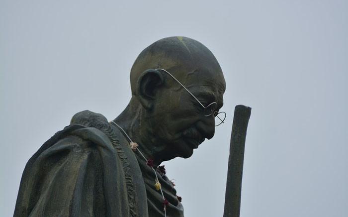 FILE: A statue of Mahatma Gandhi. Picture: Pixabay.com