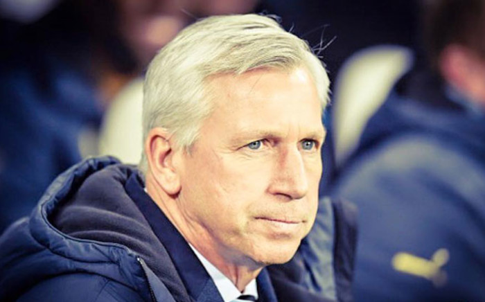 Newcastle United manager Alan Pardew. Picture: Newcastle United Official Facebook page.